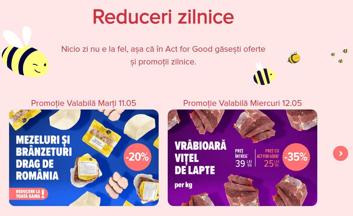 Carrefour zilnic reduceri