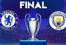 Champions League LIVE Manchester City - Chelsea Finala