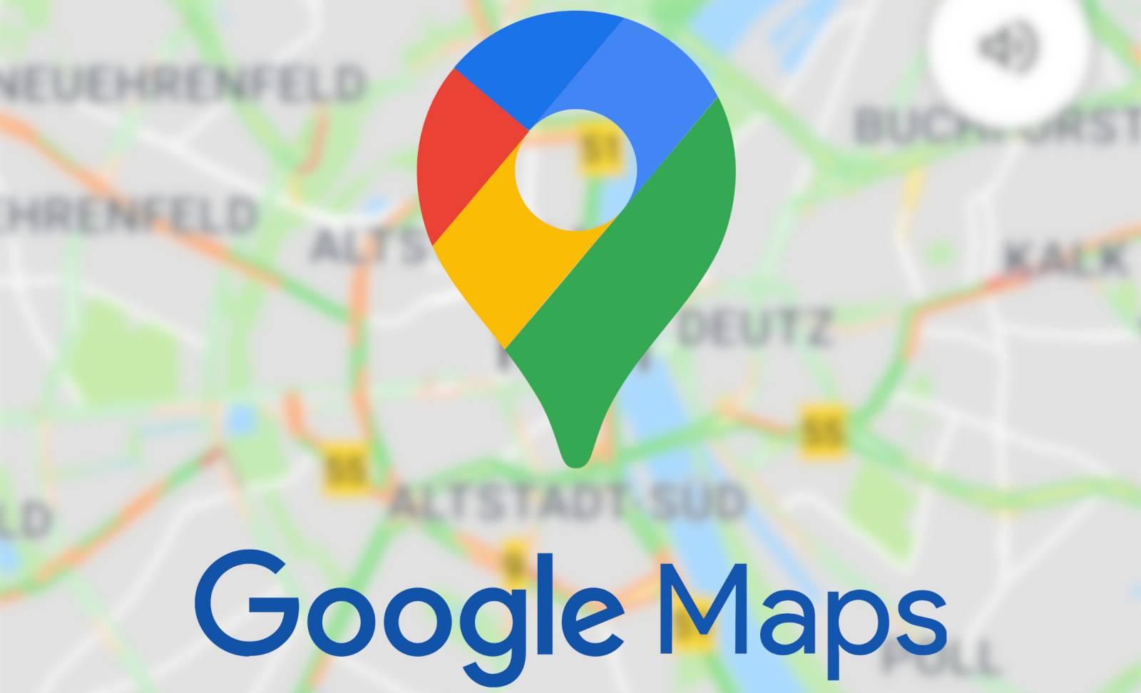 Google Maps live view afaceri