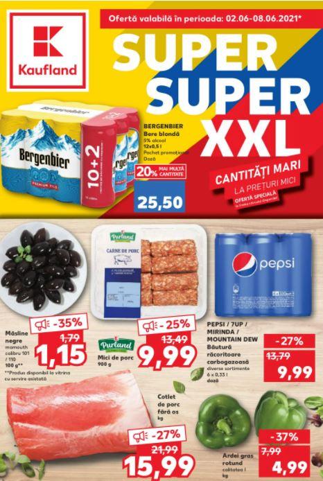 Kaufland super super XXL