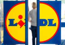 LIDL Romania proaspat
