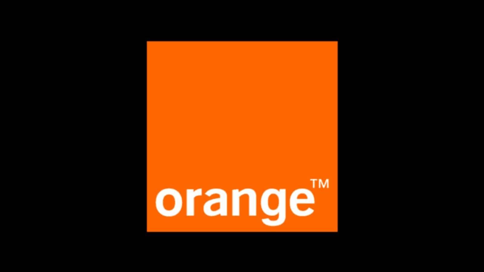 Orange fundal
