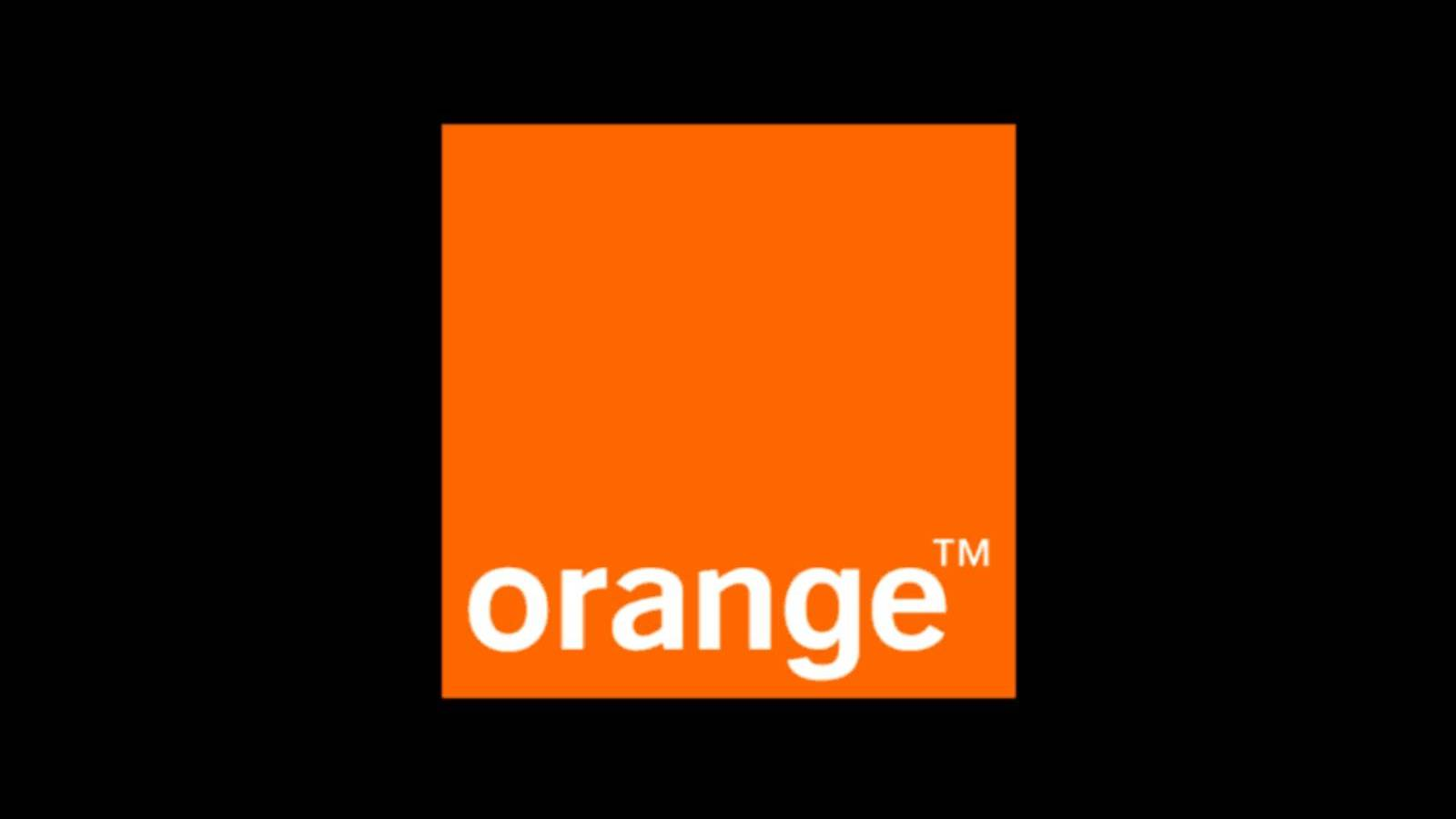 Orange trofeu