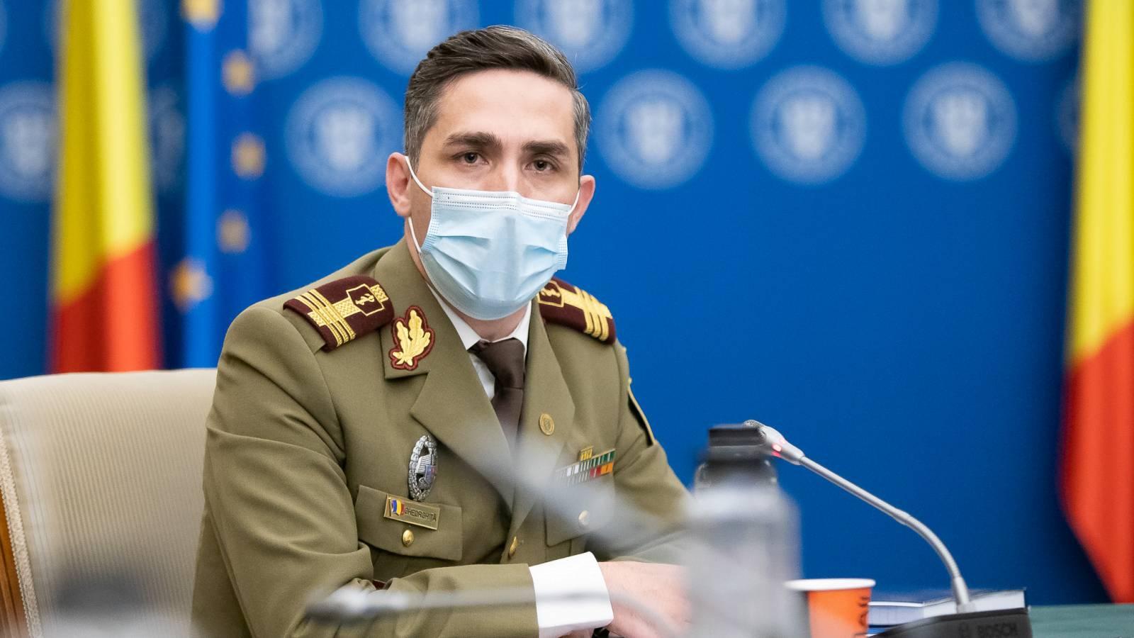 Valeriu Gheorghita Scazut Numarul Vaccinarilor Romania
