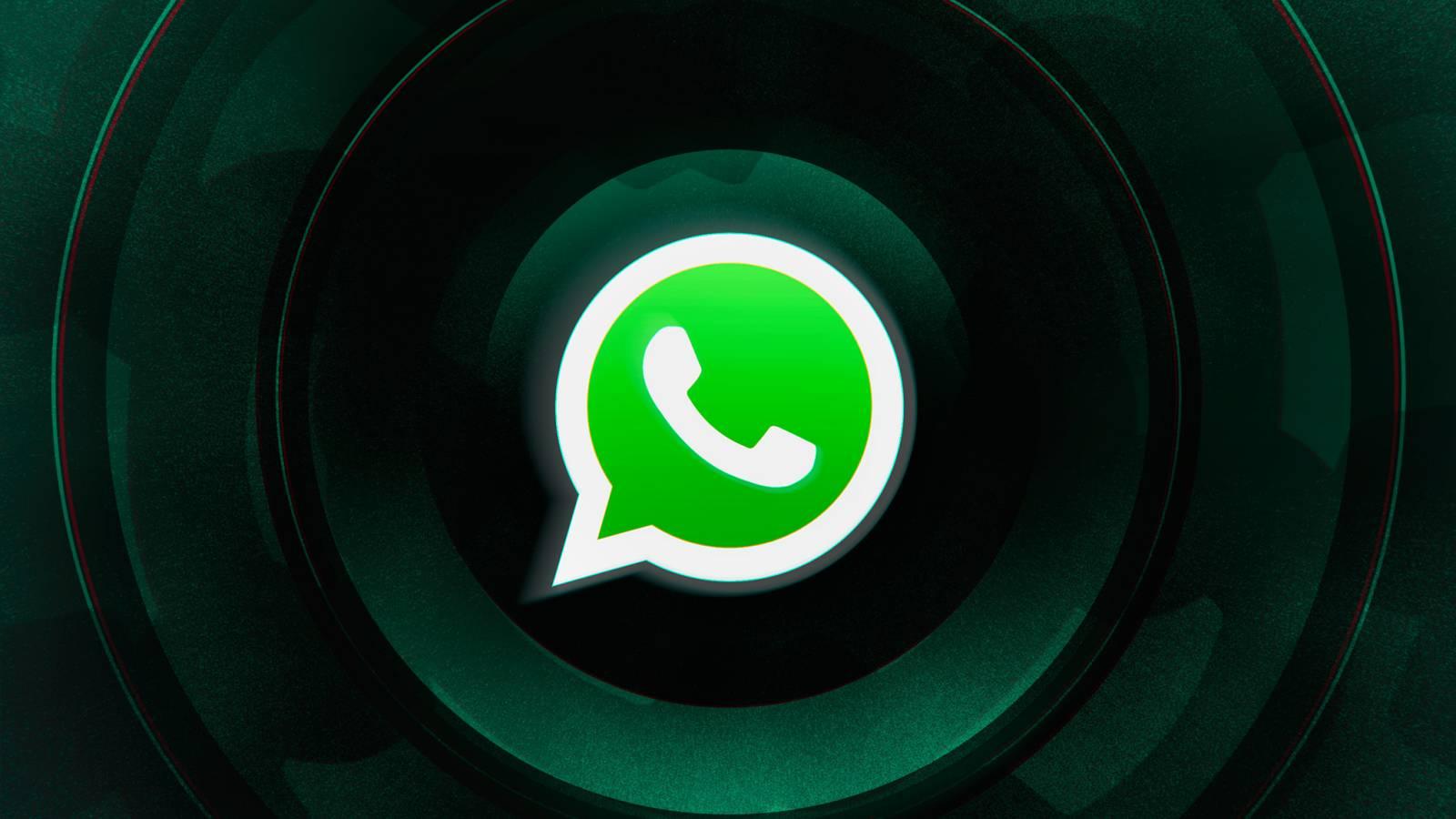 WhatsApp dactilograf