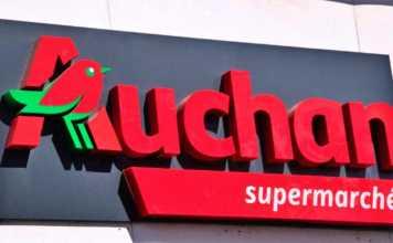 Auchan graba