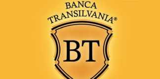 BANCA Transilvania erori