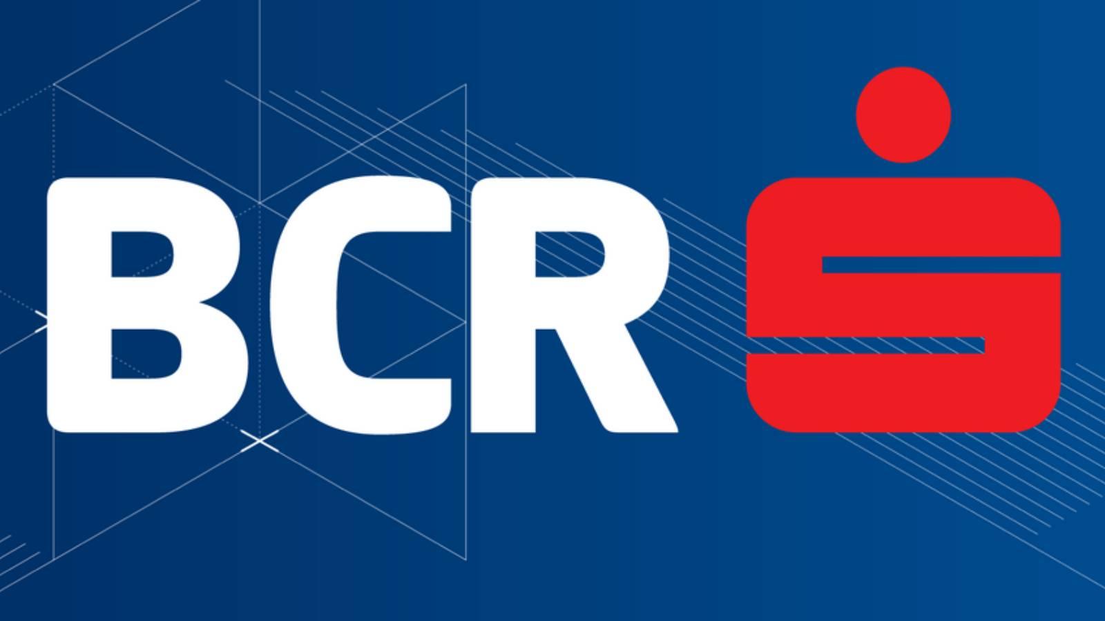 BCR Romania blocaj