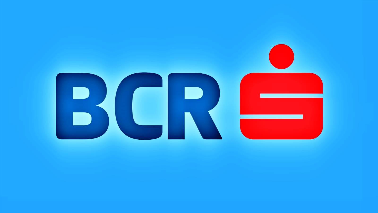 BCR Romania reprimire