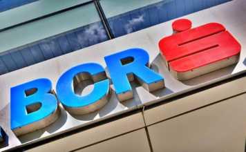 BCR Romania simbol