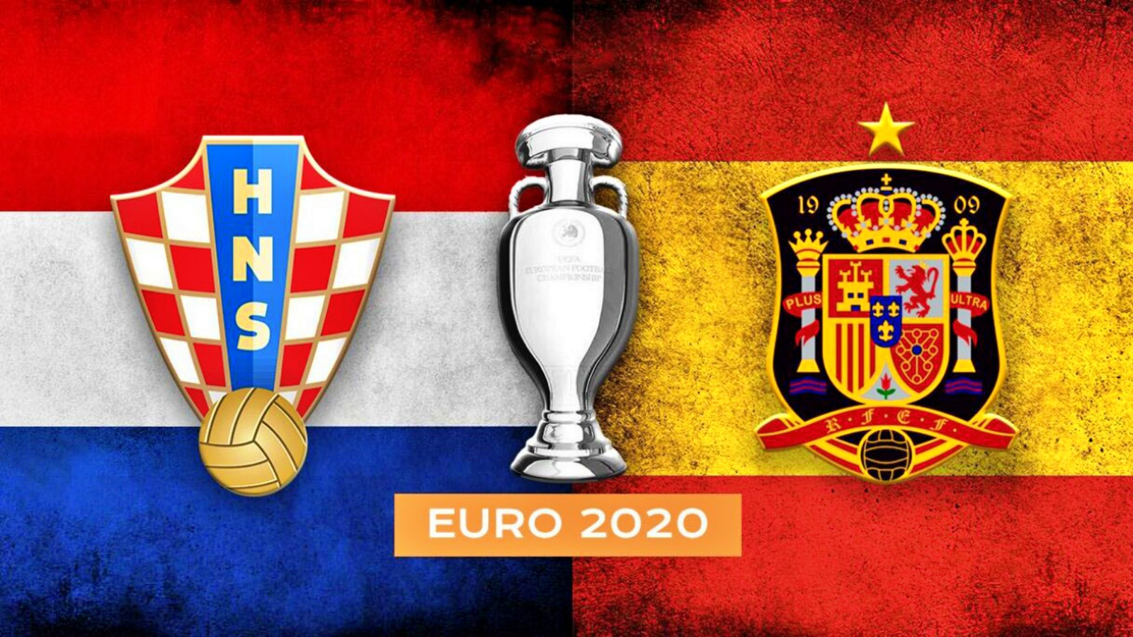 CROATIA - SPANIA LIVE PRO TV EURO 2020