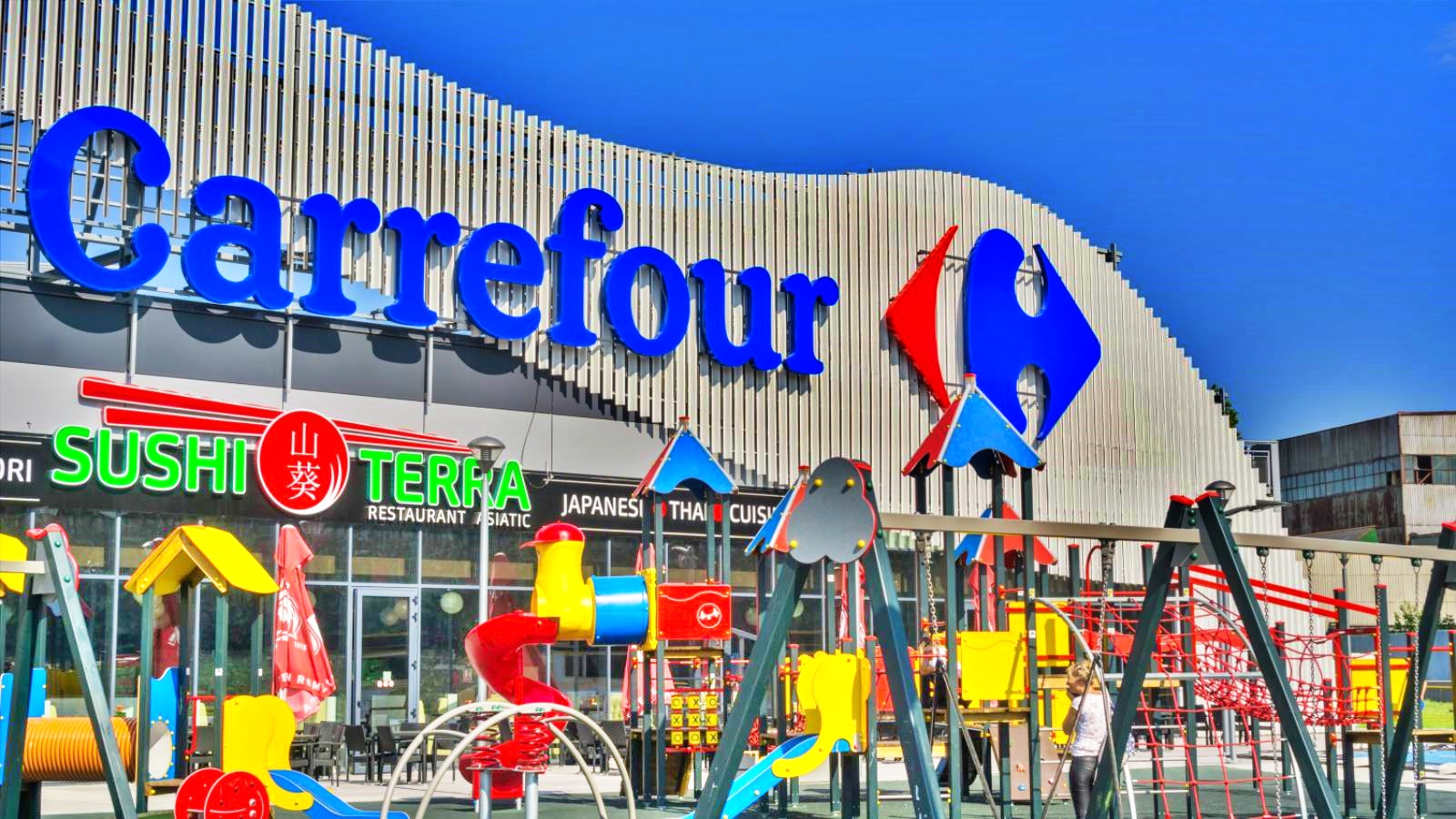 Carrefour provocare