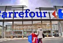 Carrefour regal