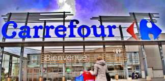 Carrefour tichet