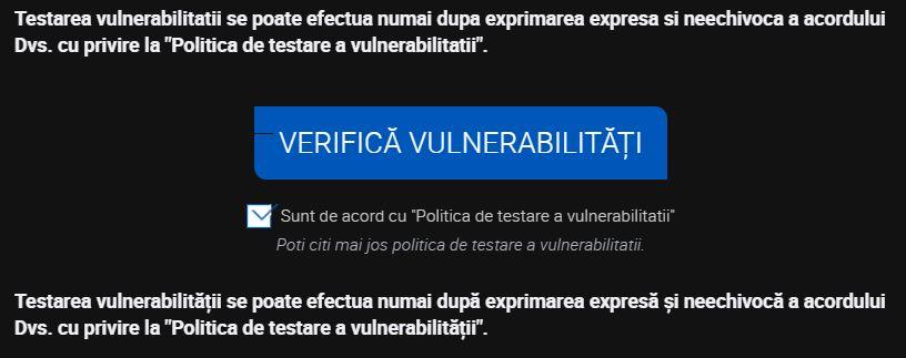 DIGI Romania testare