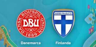 Danemarca - Finlanda LIVE PRO TV EURO 2020