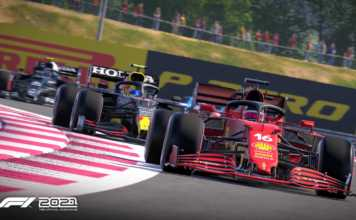 F1 2021 Features