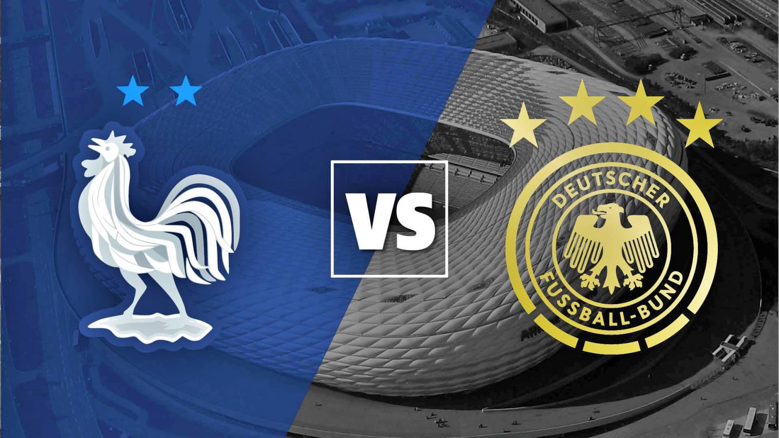 FRANTA - GERMANIA LIVE PRO TV EURO 2020