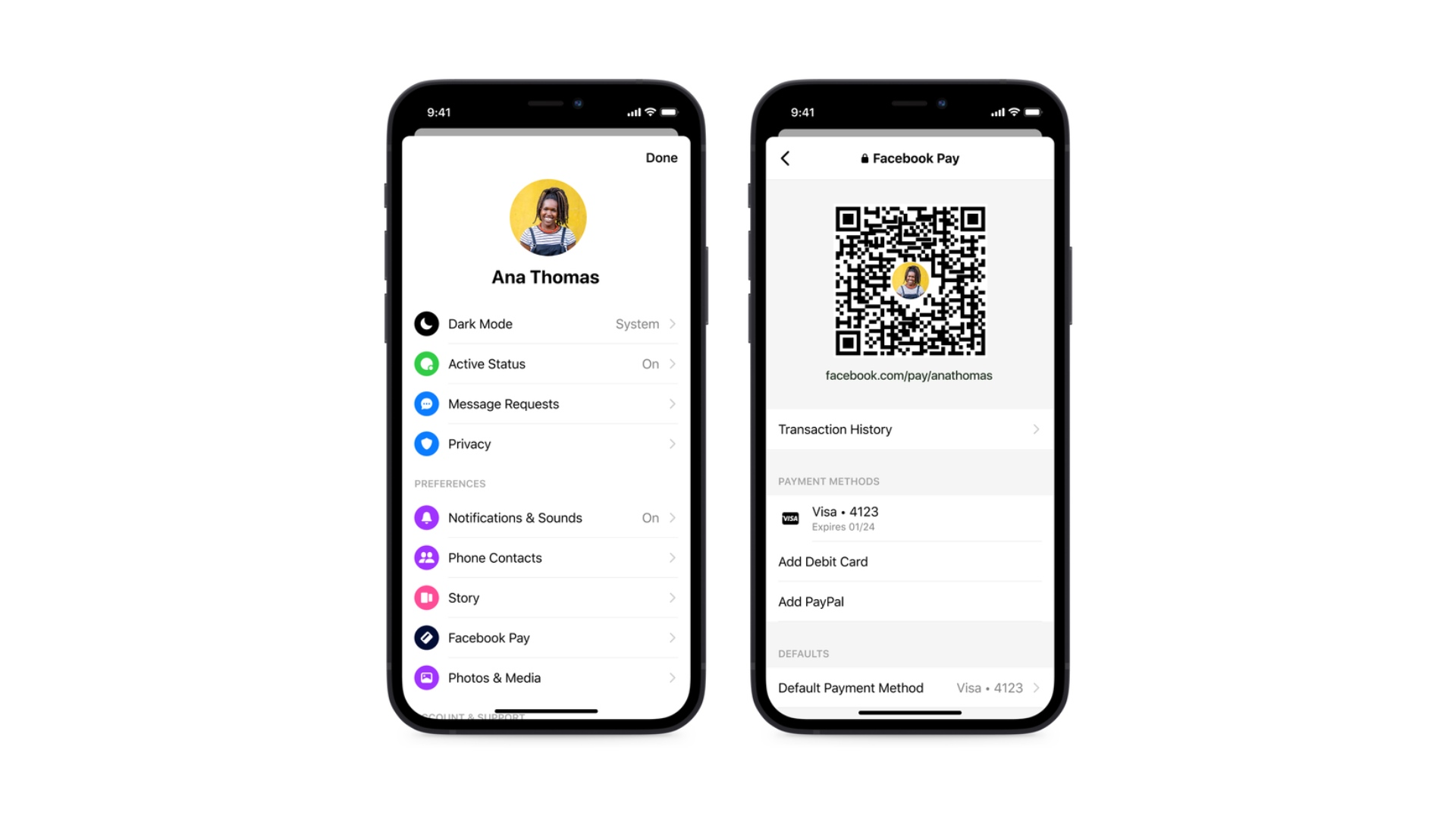 Facebook Messenger Actualizare cu Noutati in Telefoane si Tablete bara