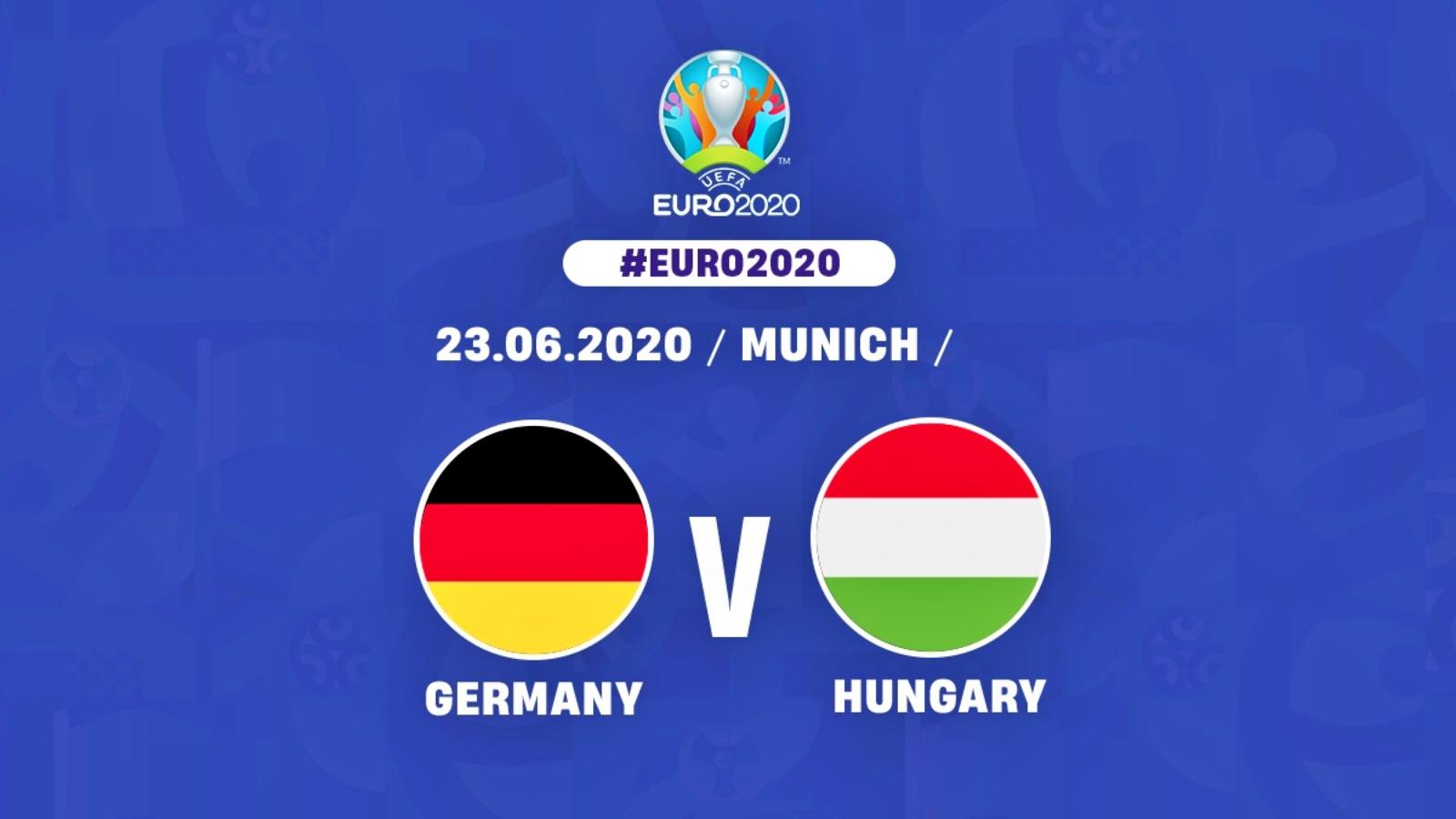 GERMANIA - UNGARIA LIVE PRO TV EURO 2020