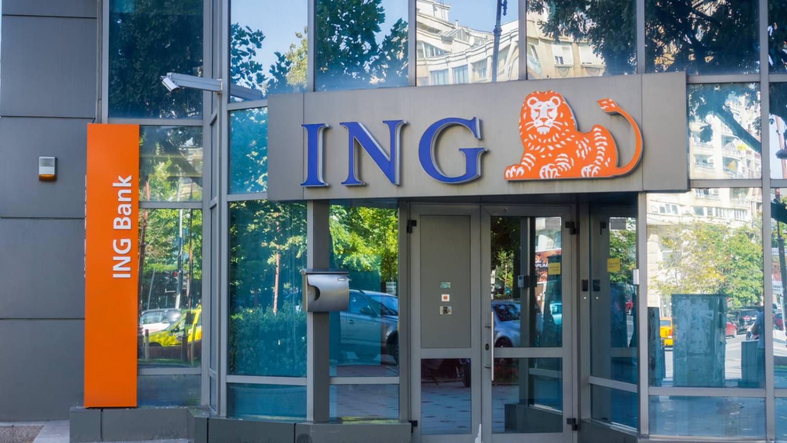 ING Bank comisionare