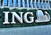 ING Bank dezinfectare