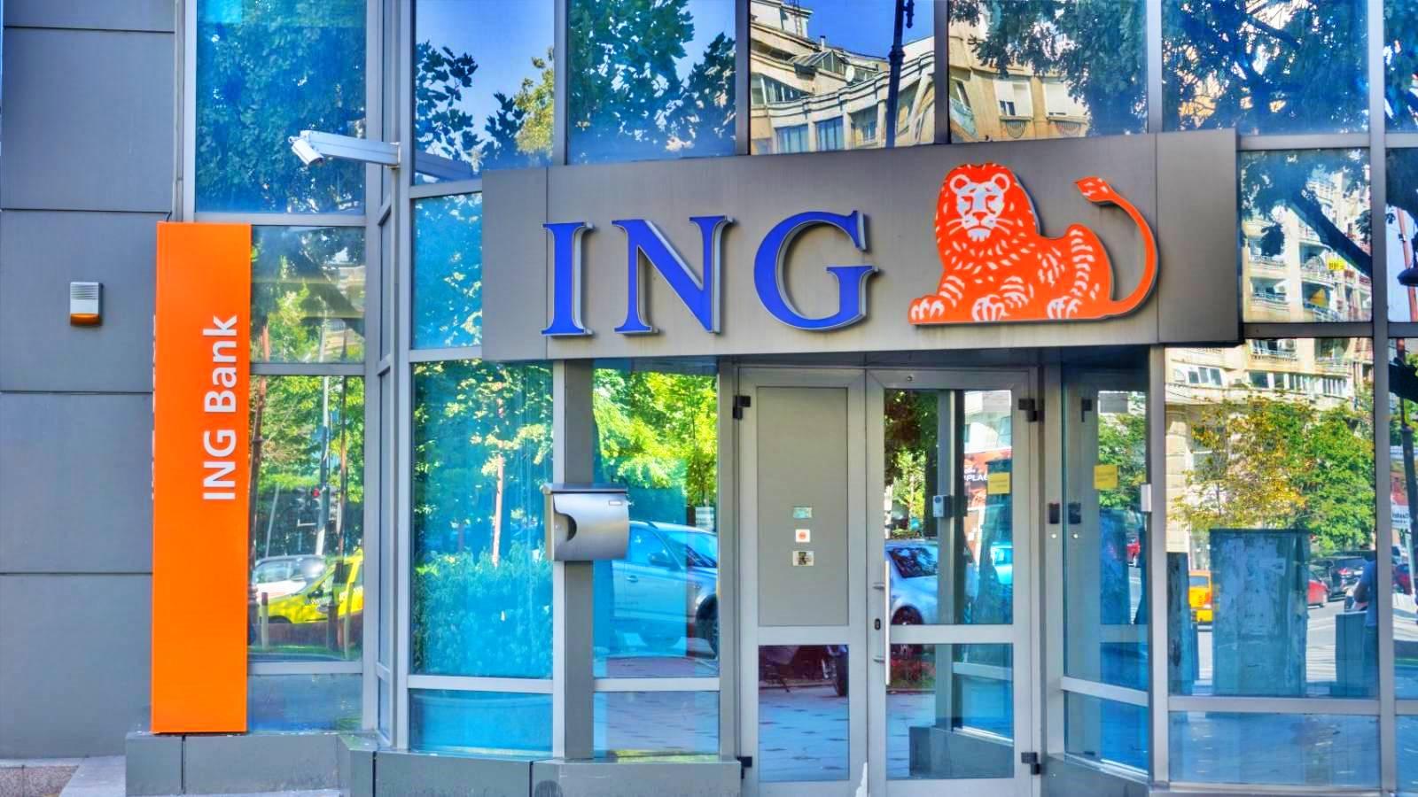 ING Bank irecuperabil