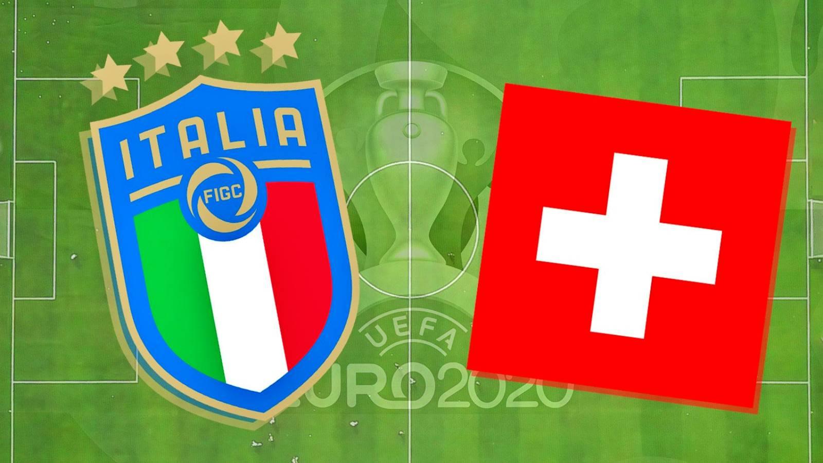 ITALIA - ELVETIA LIVE PRO TV EURO 2020