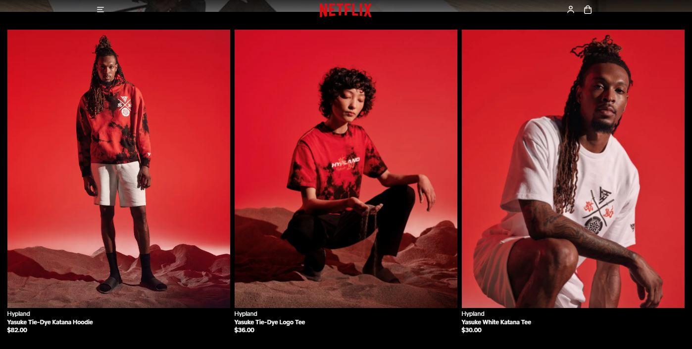 Netflix magazin online