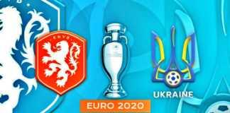 Olanda - Ucraina LIVE EURO 2020