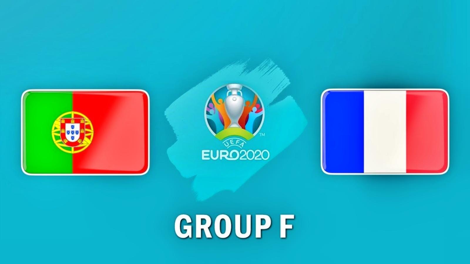 PORTUGALIA - FRANTA LIVE PRO TV EURO 2020