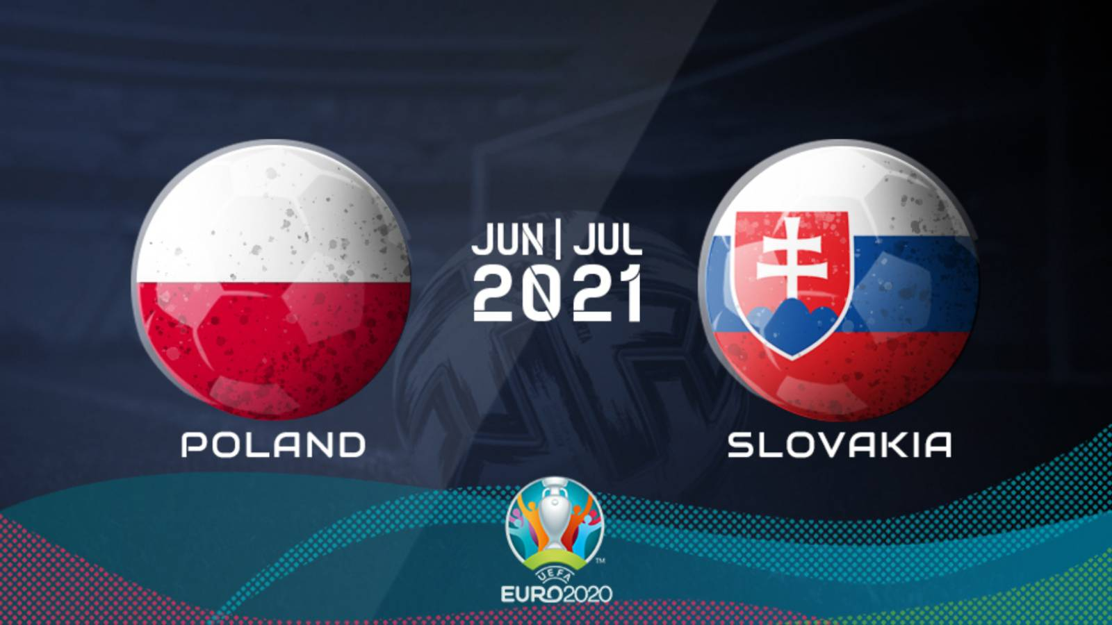 Polonia - Slovacia LIVE EURO 2020