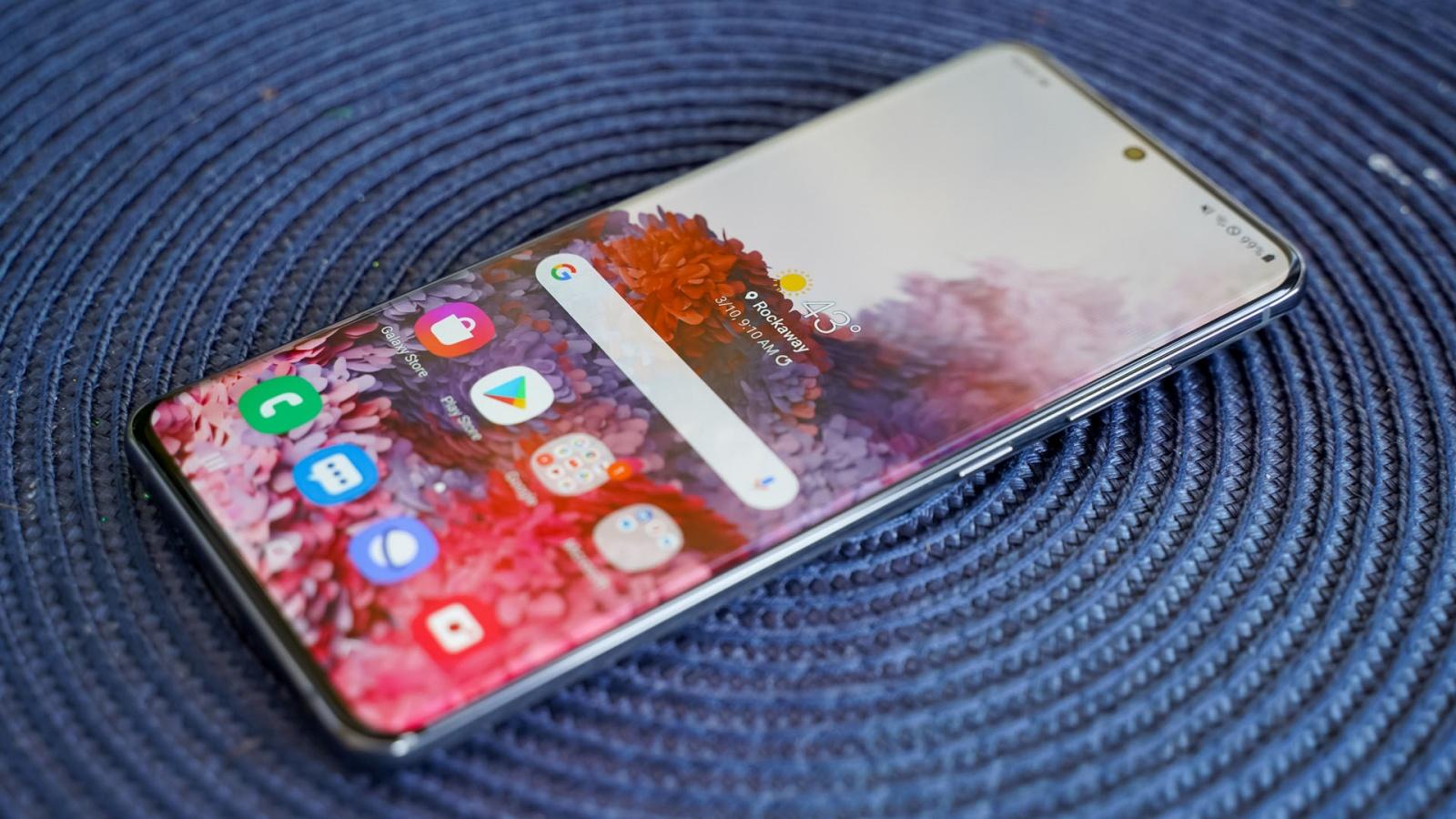Samsung GALAXY S20 eMAG reduceri treime