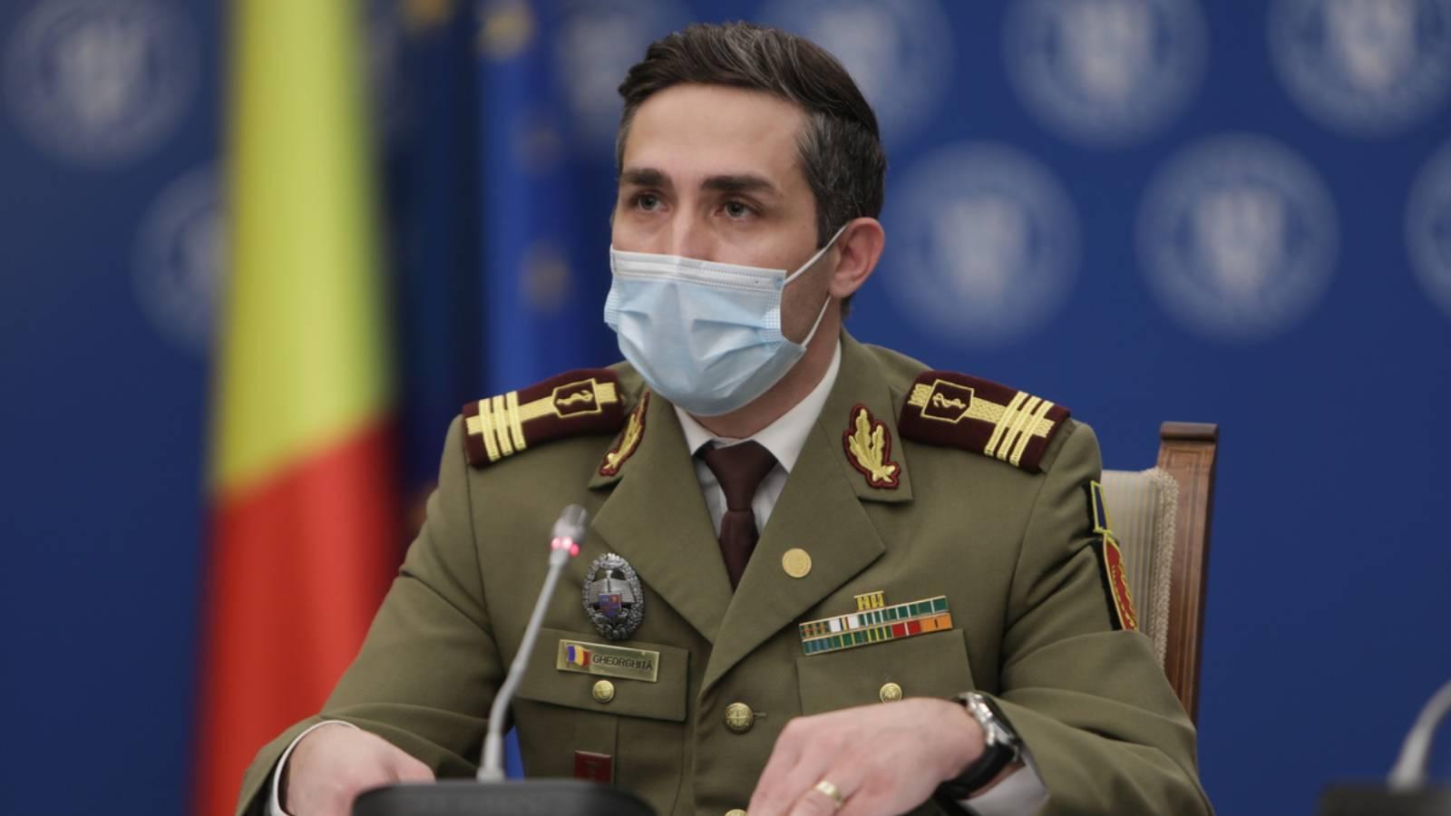 Valeriu Gheorghita Echipe Mobile Vaccinare Sate Romaniei