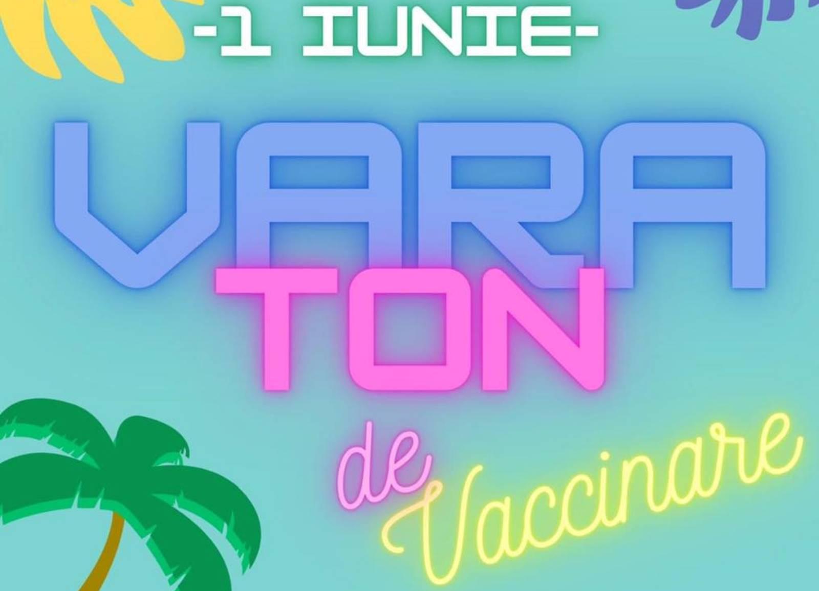 Varatonul de Vaccinare a Inceput Oficial in Romania Astazi