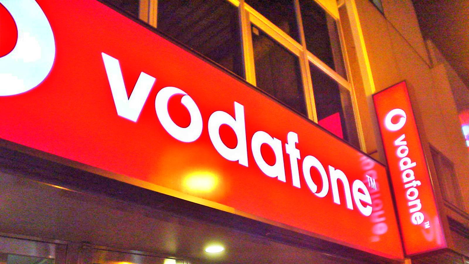 Vodafone atragere