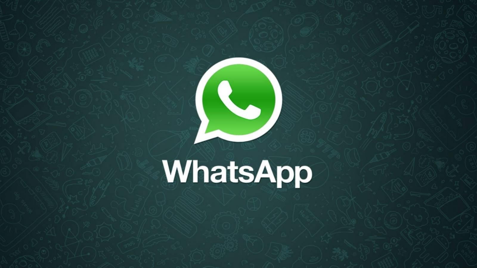 WhatsApp mentiune
