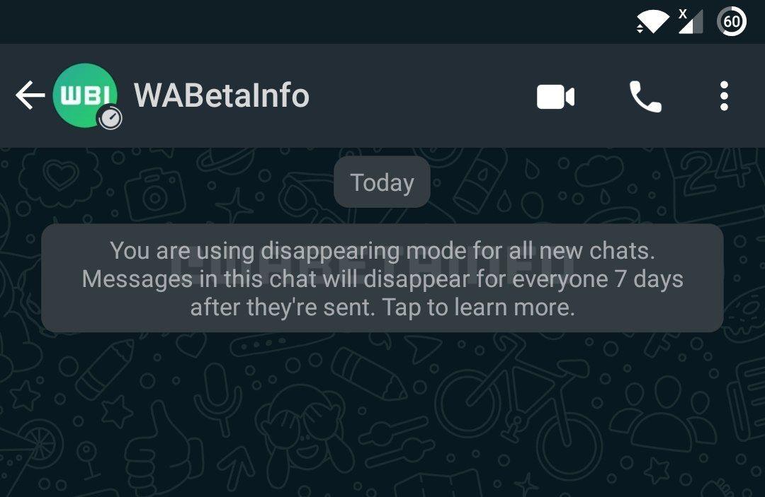 WhatsApp mesaje disparute