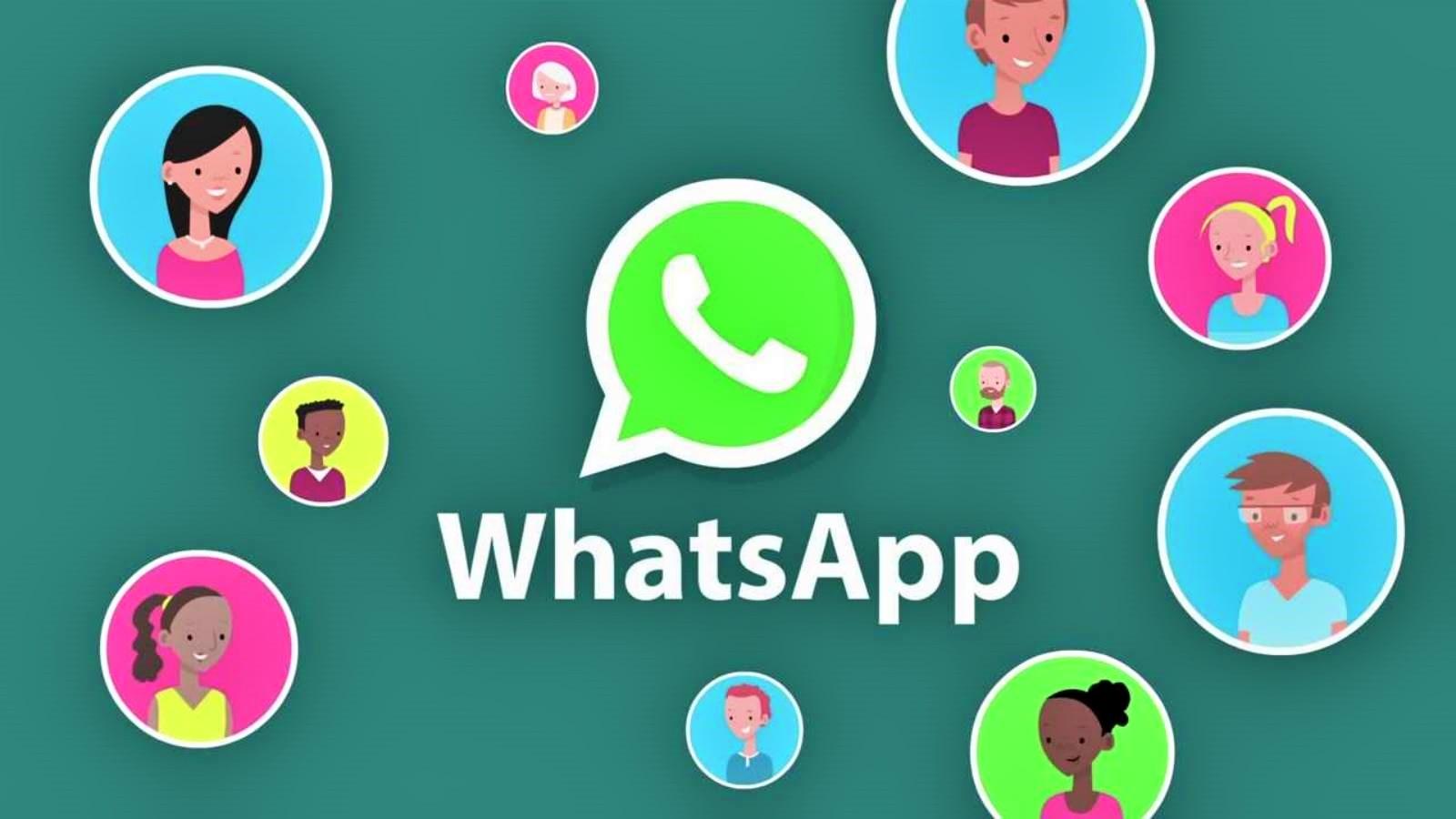 WhatsApp straturi