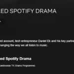 netflix spotify serial
