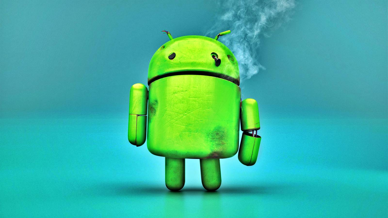 Android intarziere