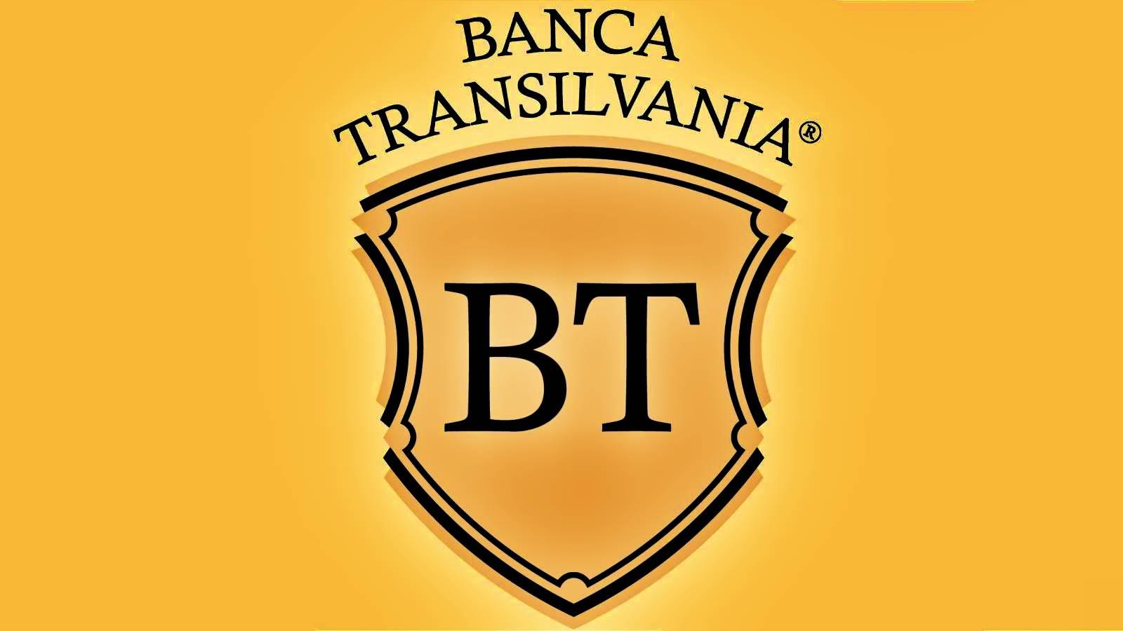 BANCA Transilvania interfata