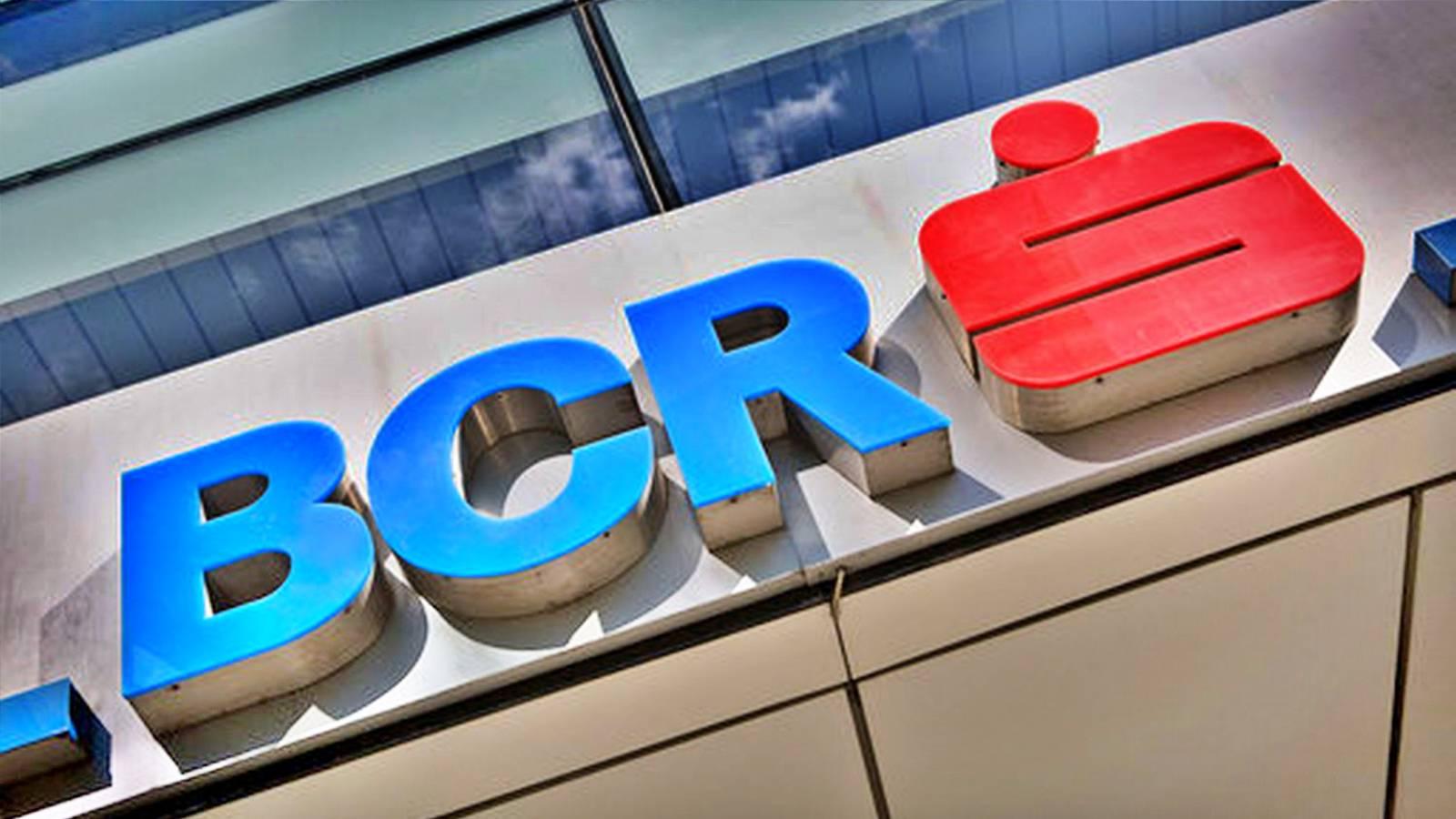 BCR Romania refacere