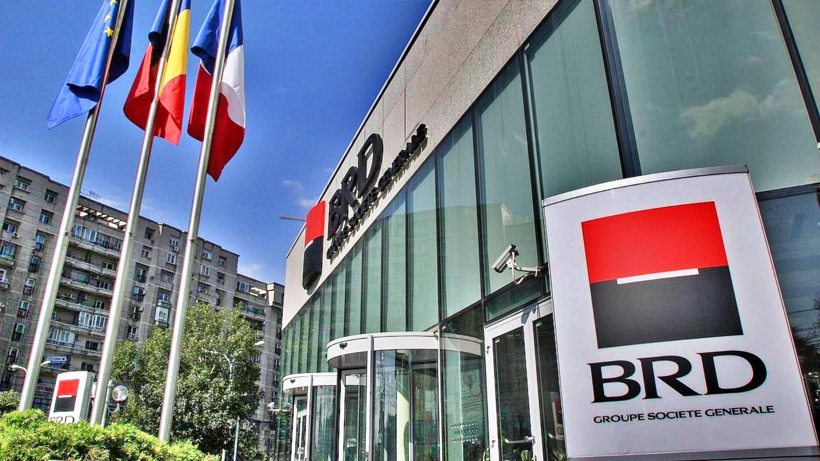 BRD Romania inlocuire