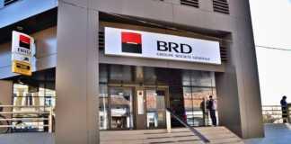 BRD Romania procesare