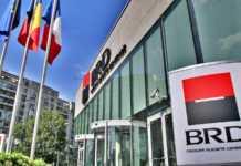 BRD Romania specula
