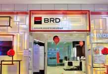 BRD Romania terminal