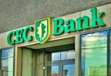 CEC Bank ordin