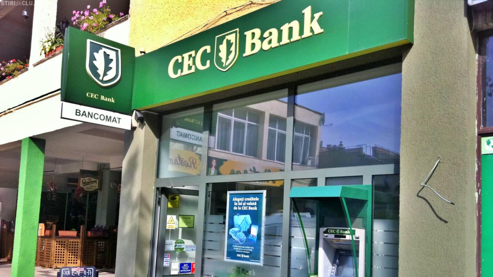 CEC Bank scuze