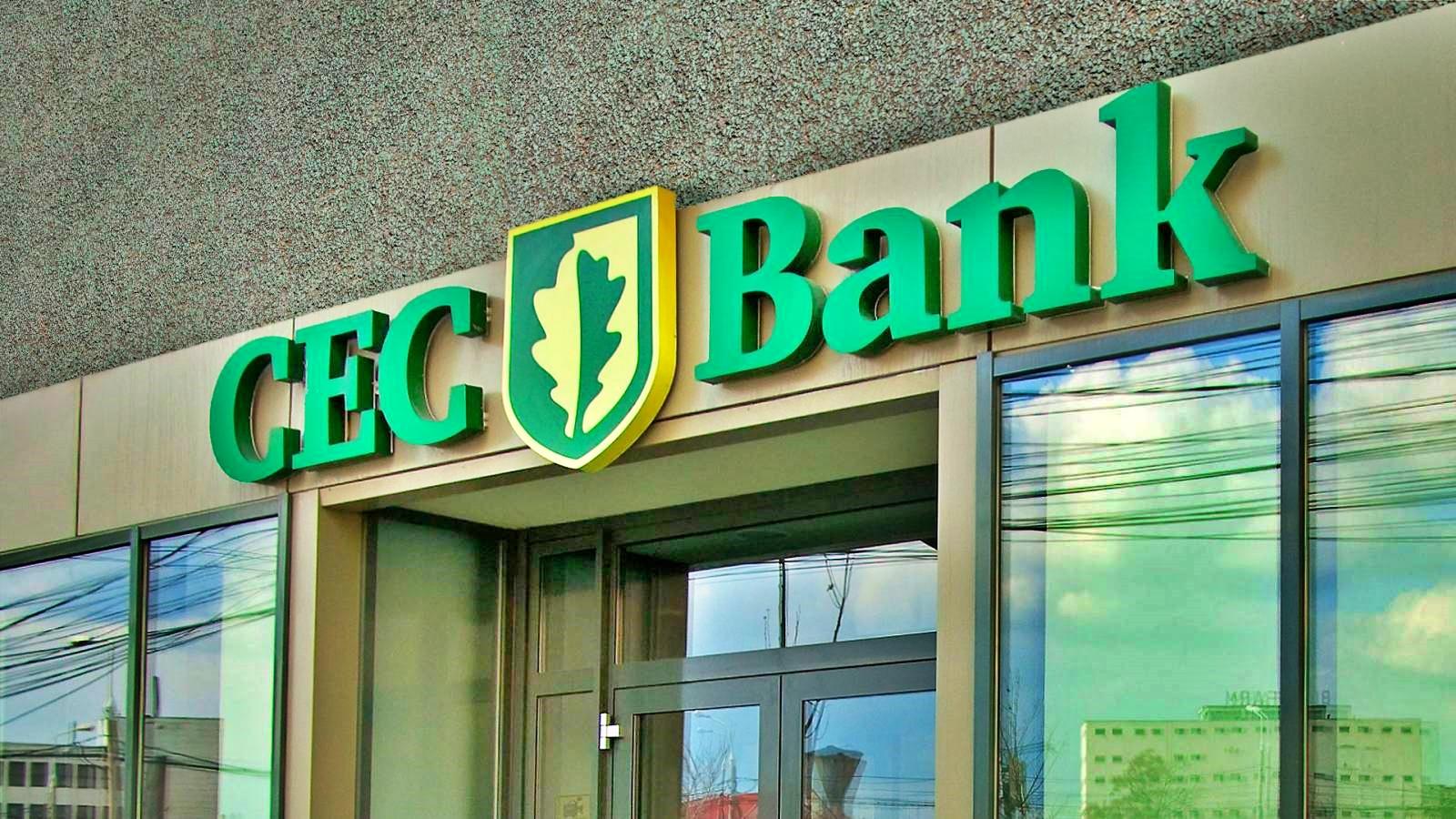CEC Bank tentative